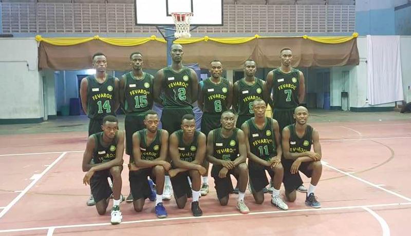 Afro basketball league: Dynamo a raté son entrée