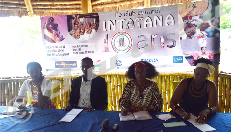 «Le domaine culturel, le parent pauvre au Burundi»