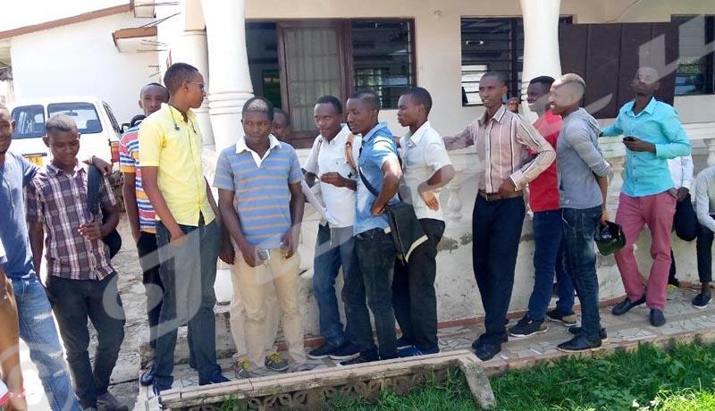 Université Ntare Rugamba : Des étudiants remontés contre la direction