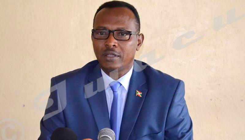 Rétropédalage du maire de Bujumbura