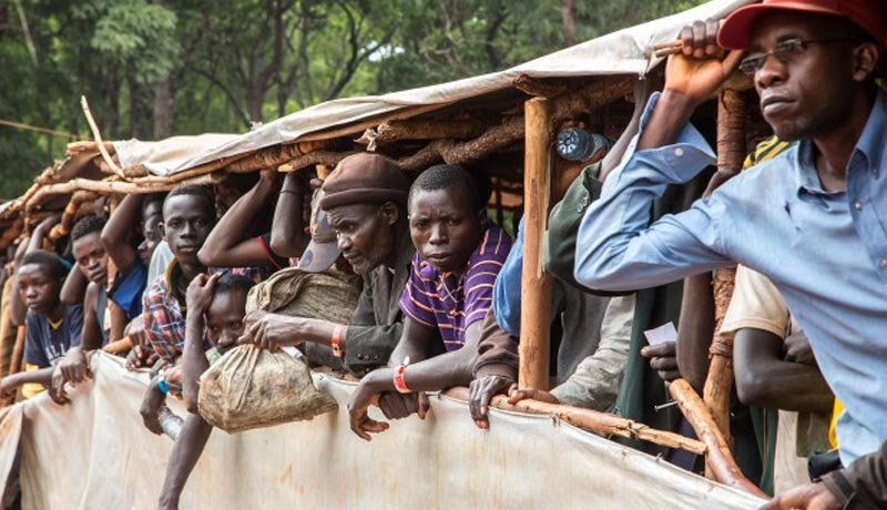 ''Le rapatriement des réfugiés burundais a été reporté''