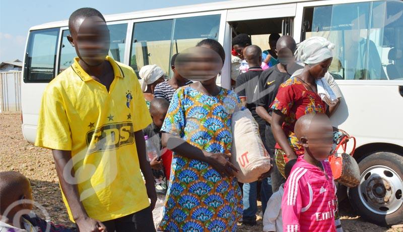 590 réfugiés burundais rapatriés de la Tanzanie