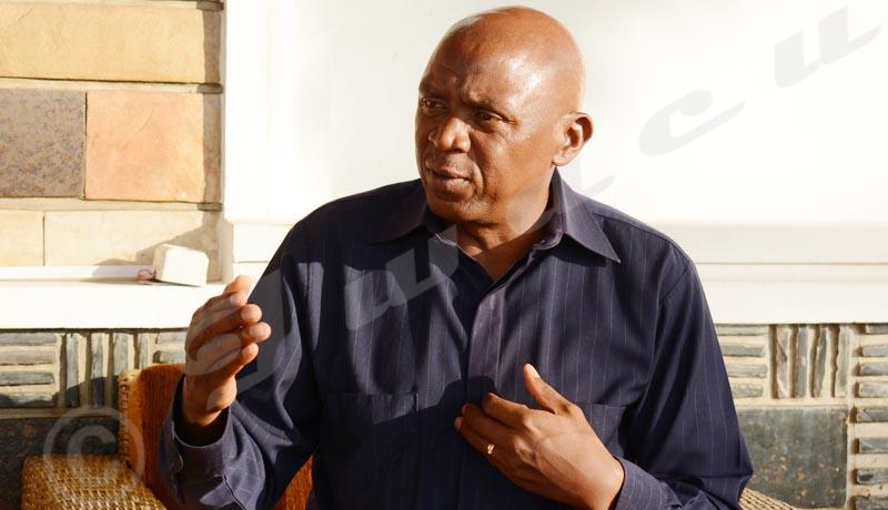 Interview exclusive/ Agathon Rwasa: «L'objectif ultime du CNL, c'est le pouvoir»
