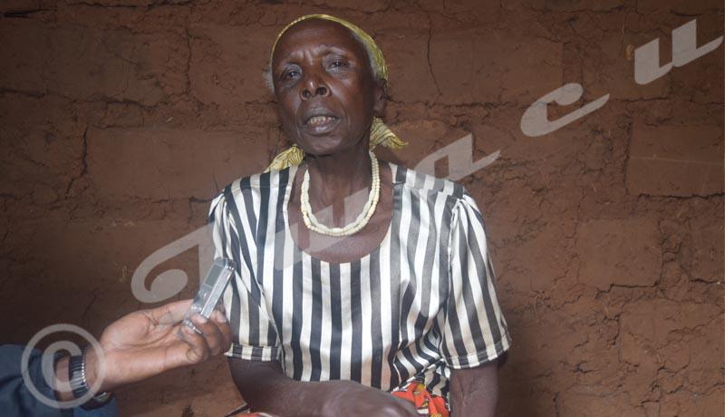 « Nkoni yera », une voix, une femme forte