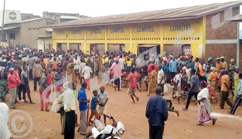 «14 hommes armés tués et 11 fusils d'assaut saisis à Musigati»