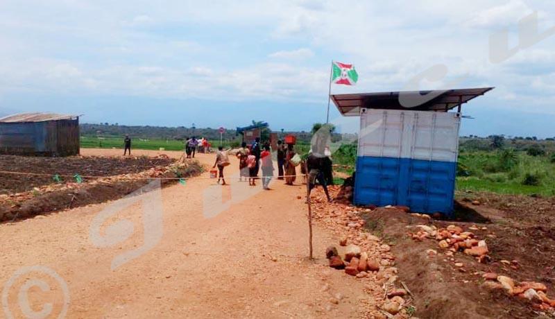 Cibitoke/Rugombo : Satisfaits du nouveau poste-Pafe