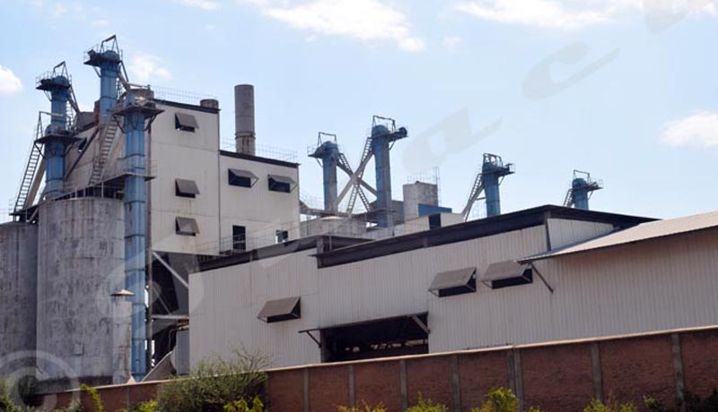 BUCECO explique la pénurie de son ciment