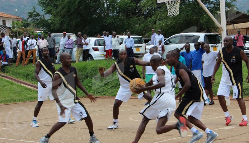 Basketball : Le championnat des corporatifs a repris  ses droits
