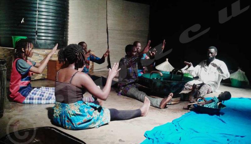 Le théâtre burundais sur les scènes de Kampala