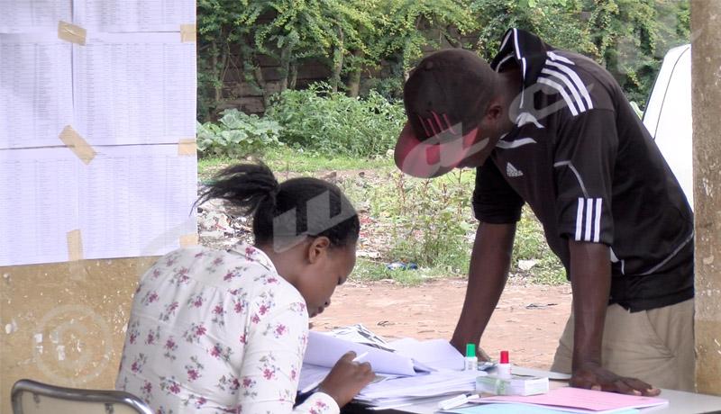 Ceni: faible engouement pour l'enrôlement partiel des électeurs