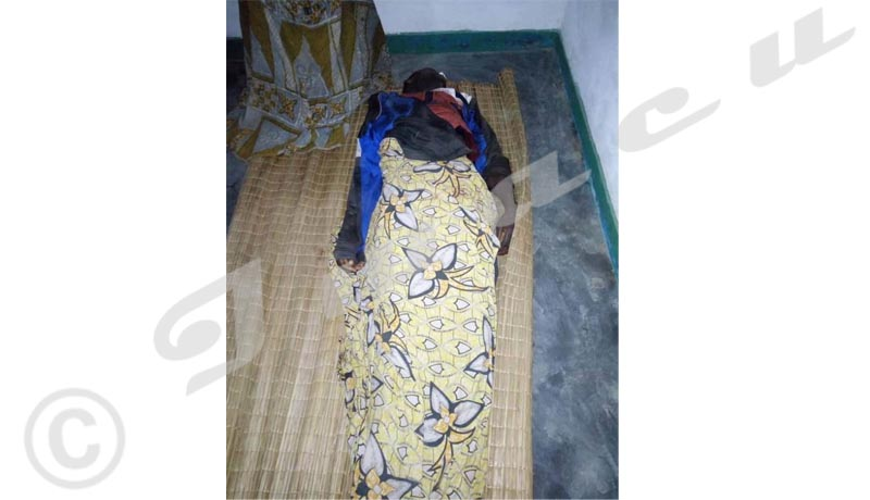 Nyabiraba : un membre du CNL tué par balle par des personnes non identifiées