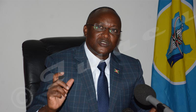 Gaston Sindimwo : «L'Uprona veut reprendre le pouvoir»