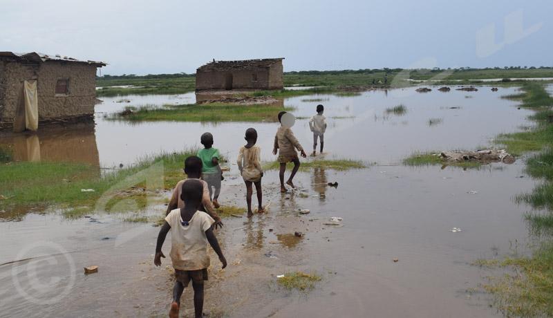 La Rusizi fait des dégâts à Gatumba