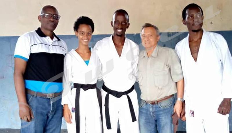 Karaté : Anna, une guerrière dans l'âme