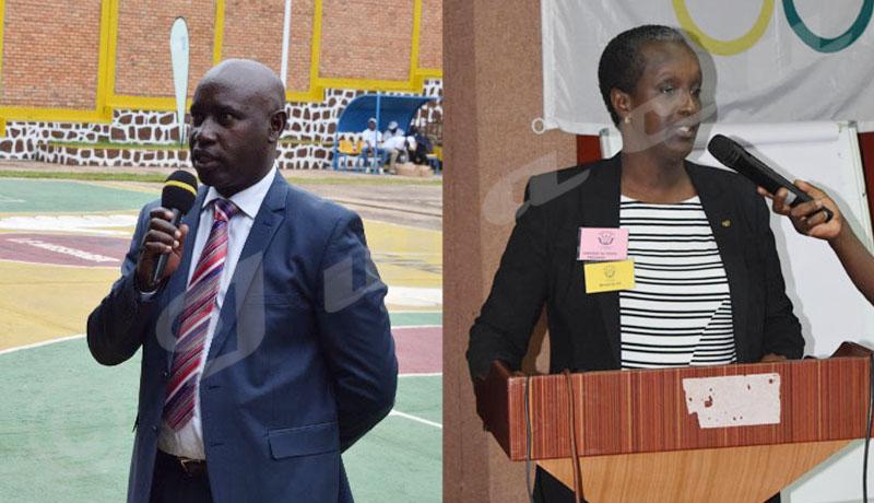 Basketball : Sef Sabushimike vs Lydia Nsekera:la réponse du berger à la bergère