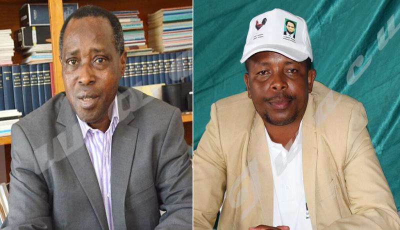 Sahwanya Frodebu vs Frodebu Nyakuri : la guerre des insignes