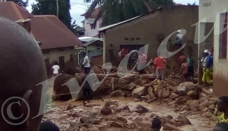 Catastrophes naturelles : 12 morts et plus de 30 blessés dans les quartiers nord de Bujumbura