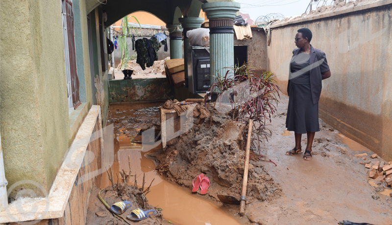 Inondations à Gahahe: une famille inondée d'épreuves