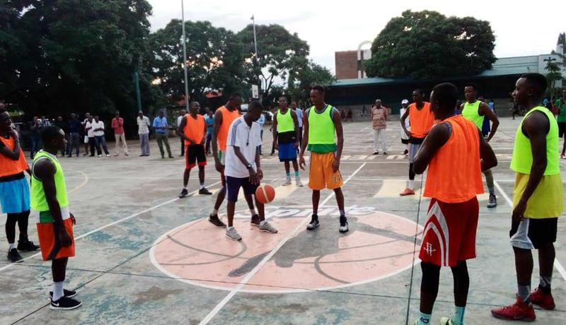 Basketball/ Zone 5: pas certain que le Burundi soit de la partie