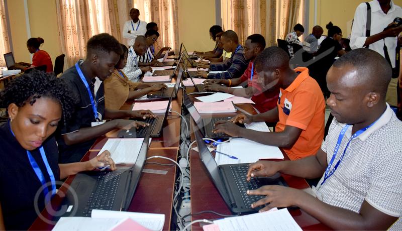 CENI : Plus 50 mille nouveaux inscrits dans la base des données