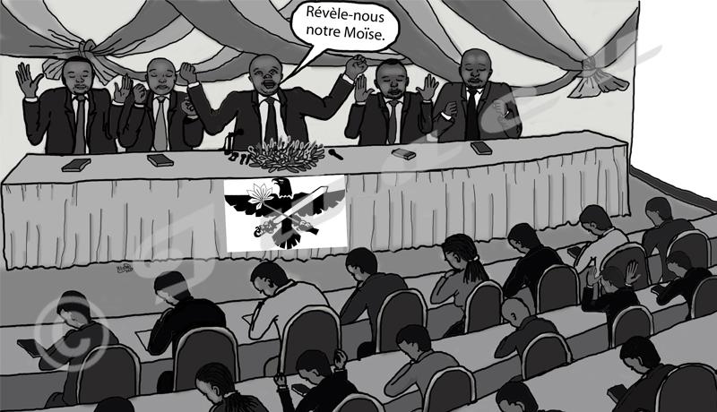 """Dimanche 26 janvier 2020 : """"Habemus Moysem"""""""