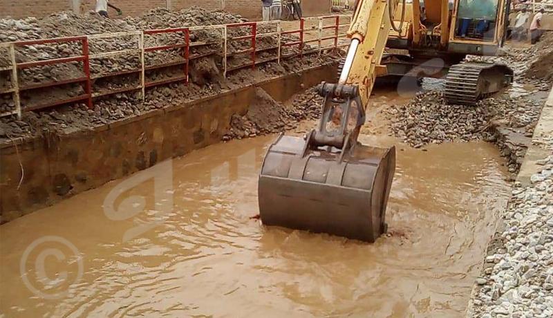 Canalisation de la rivière Gasenyi : plus de 26 mille vies en danger !