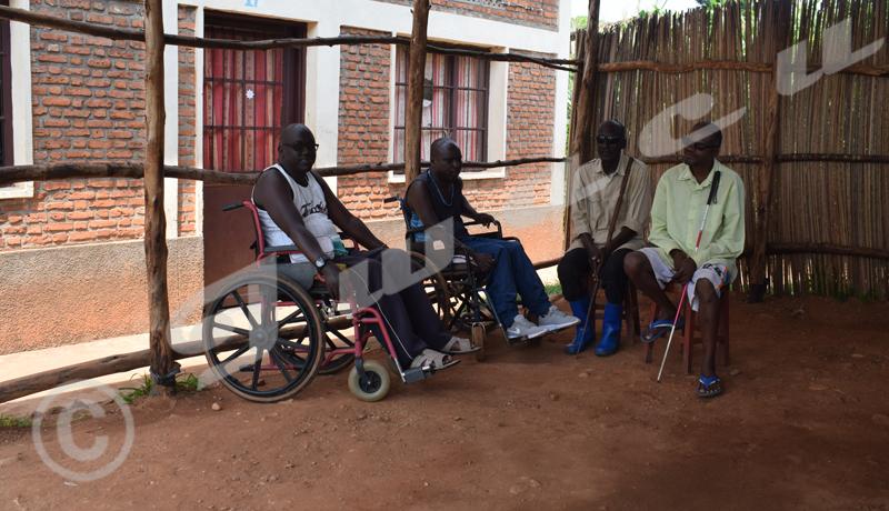 Cibitoke: grognes des  ex-combattants handicapés de guerre