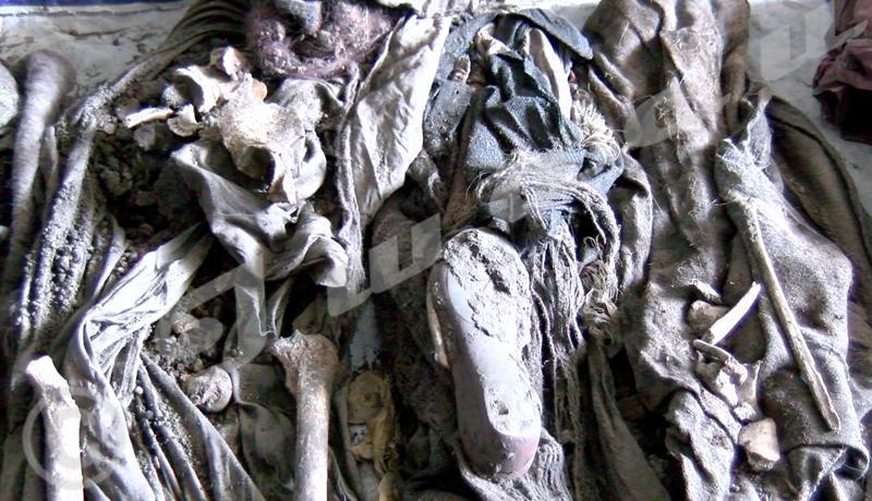 CVR/Kamenge : des restes humains d'environ 270 personnes retrouvés à l'ancien marché