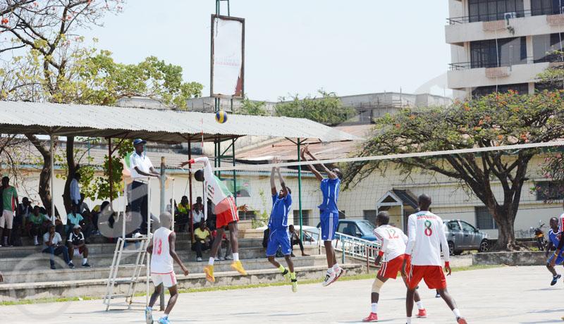 Volleyball : les joueurs sont de retour sur les parquets