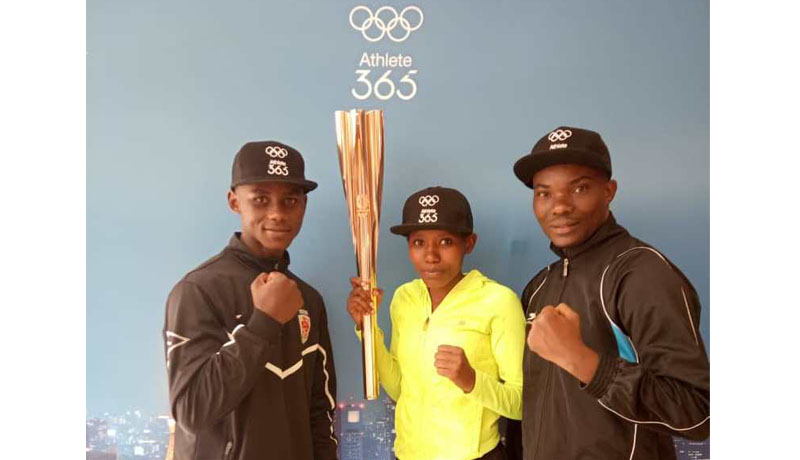Boxe: un grand test attend le Burundi