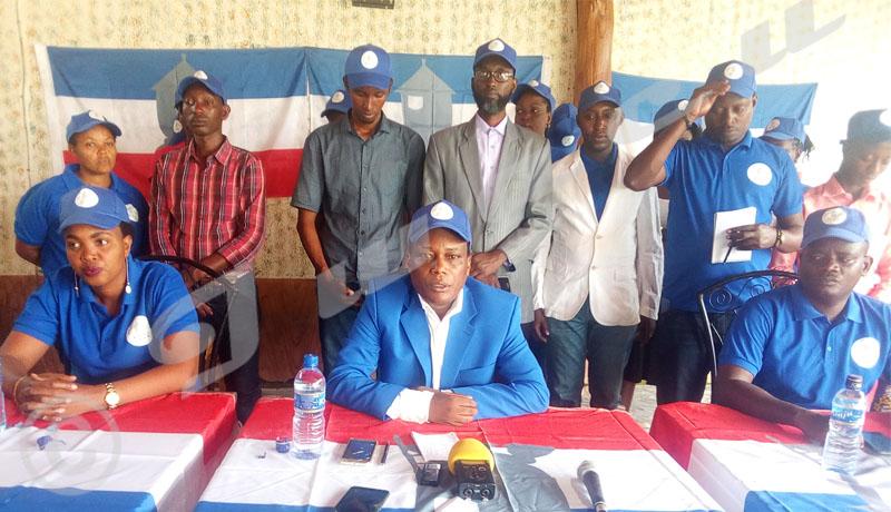 Le CDP quitte la coalition Kira-Burundi, son leader devient  candidat à la présidentielle