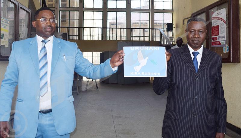 Élections 2020: la coalition Kira-Burundi, nouveau-né dans le paysage politique