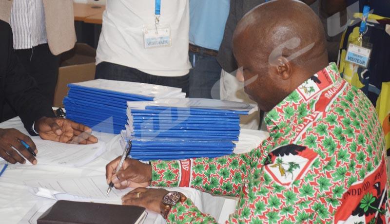 Le Cndd-Fdd prêt pour les élections