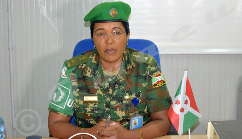 Gitega appelé à revoir le recrutement des femmes dans l'armée