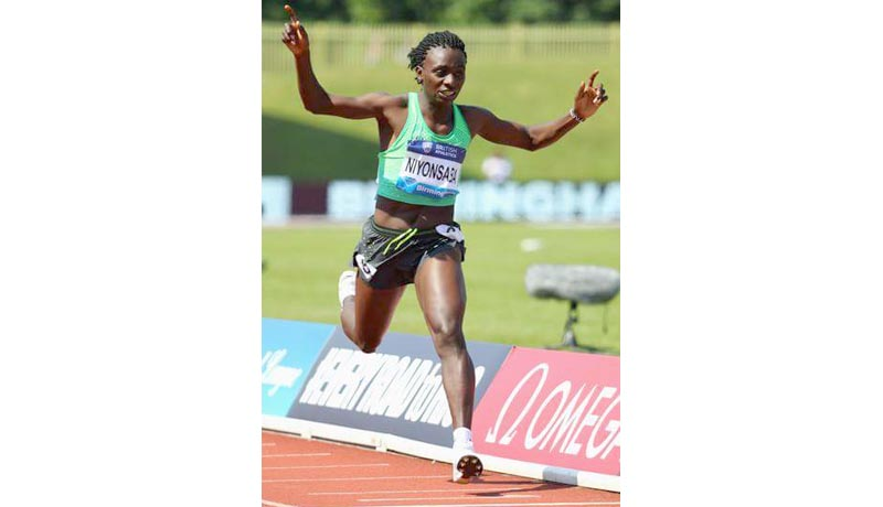 Athlétisme: Francine tacle le CNO