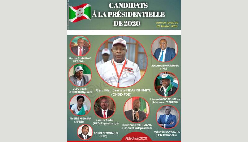 Présidentielle 2020: la foire aux candidats