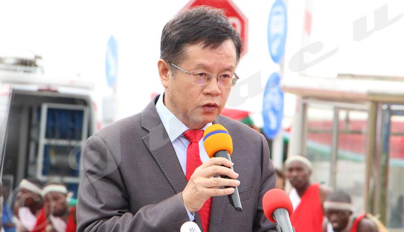 Coronavirus: l'ambassade de Chine au Burundi suggère un confinement des étudiants qui rentrent