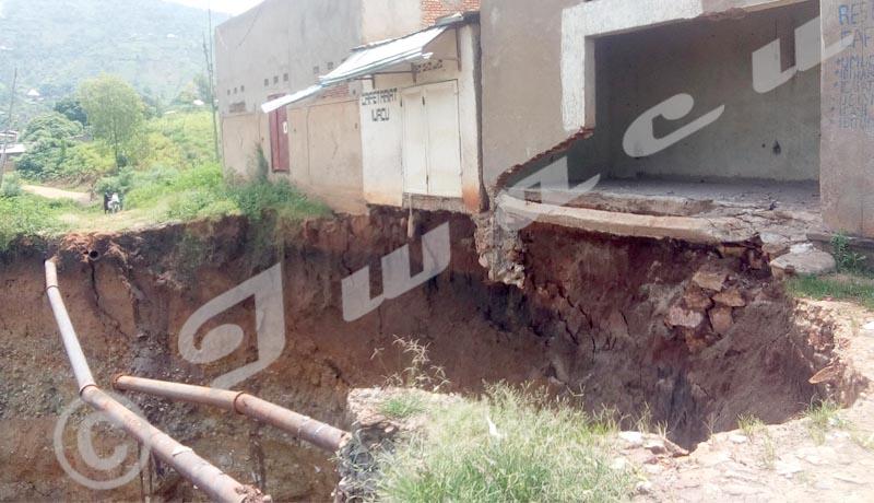 Bujumbura/Mutanga-sud : le ravin de la rivière Ntahangwa sème la désolation