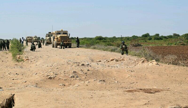AMISOM – Les félicitations aux troupes burundaises