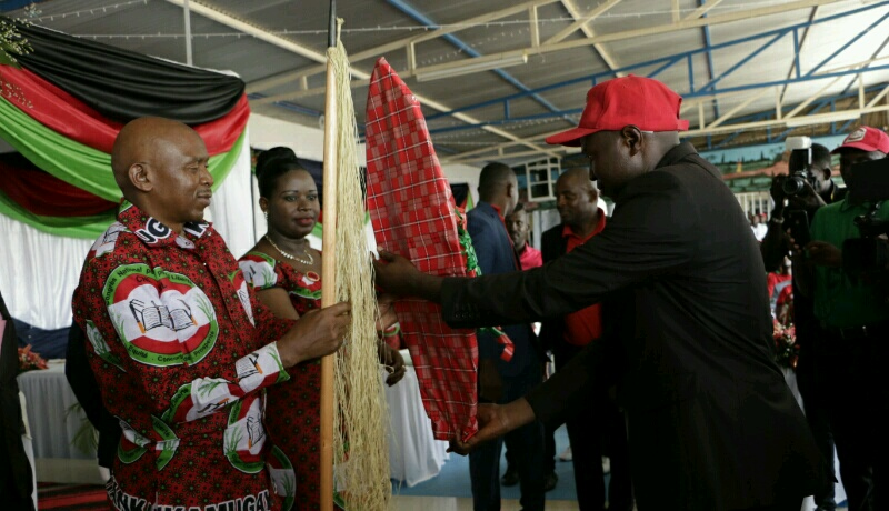 Rwasa est le  candidat  du CNL pour les élections de mai 2020