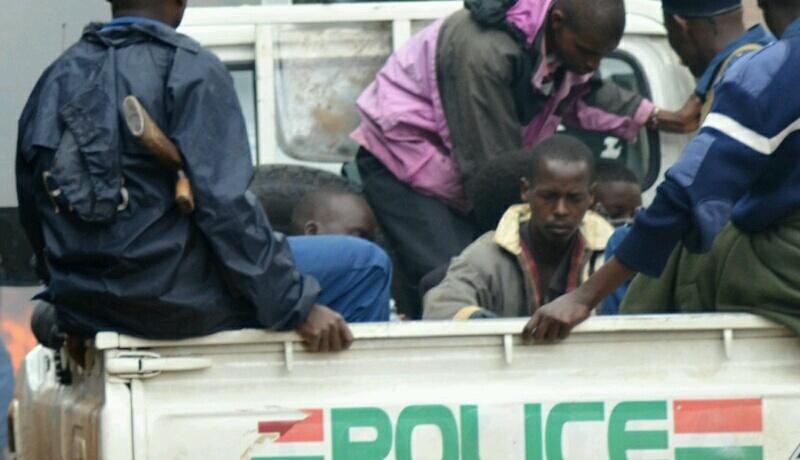 Bururi/Matana: des militants du CNL et des militaires à la retraite arrêtés