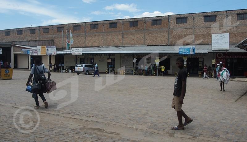 """Burundi/Covid-19: le marché dit """"Kwa Siyoni"""" tourne au ralenti"""