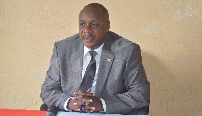 Elections 2020 : Jacques Bigirimana se dit confus par le rejet de sa candidature