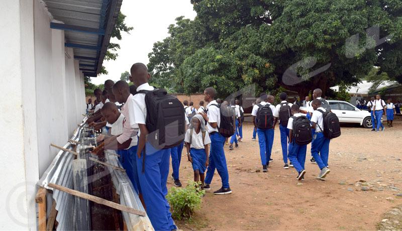 Burundi/Covid-19: La rentrée scolaire malgré tout