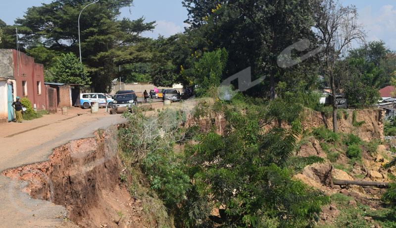Mutanga-sud: les riverains de la Ntahangwa se disent abandonnés