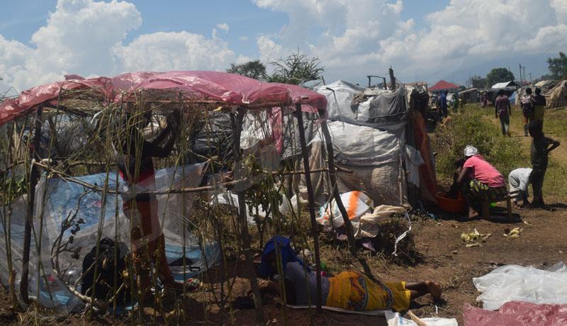 Gatumba/Kigaramango: Plus de 5000 sinistrés dans le désarroi