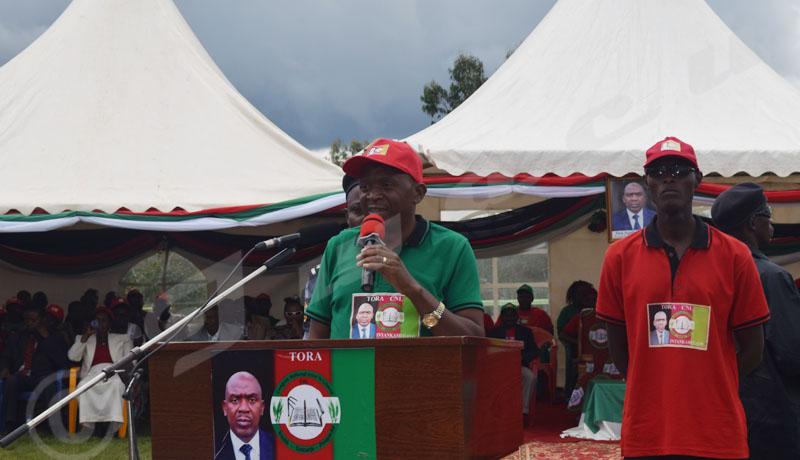Un ex député du CNL suspendu de son parti