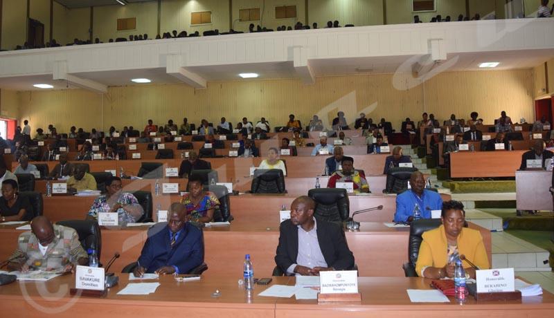 Approbation du Premier ministre et du 1er vice-président :  Le CNL parle d'une session tenue en catimini