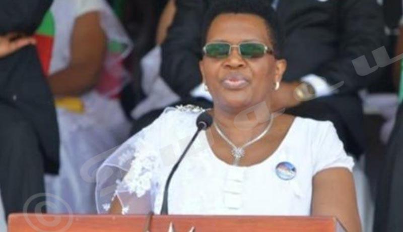 Denise Nkurunziza : « C'est le moment pour chacun de faire son examen de conscience »