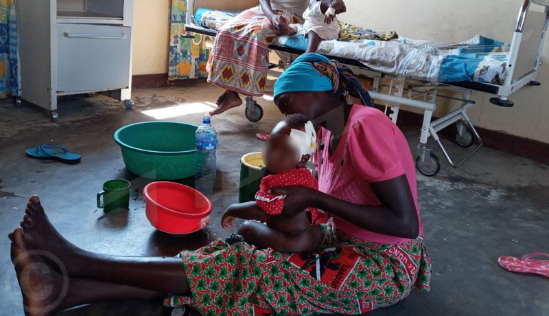 Gatumba: la santé des enfants sinistrés, menacée